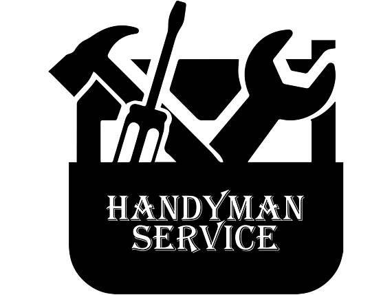 Handyman Tool Carpenter Repair Hard Worker Construction Tarjetas De Presentacion Pantalla De Goku Tarjetas