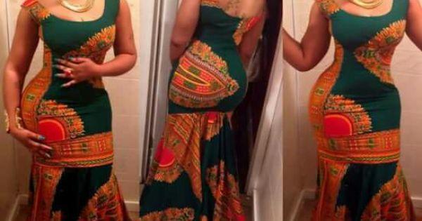 vestidos de capulana para noivado - Pesquisa Google