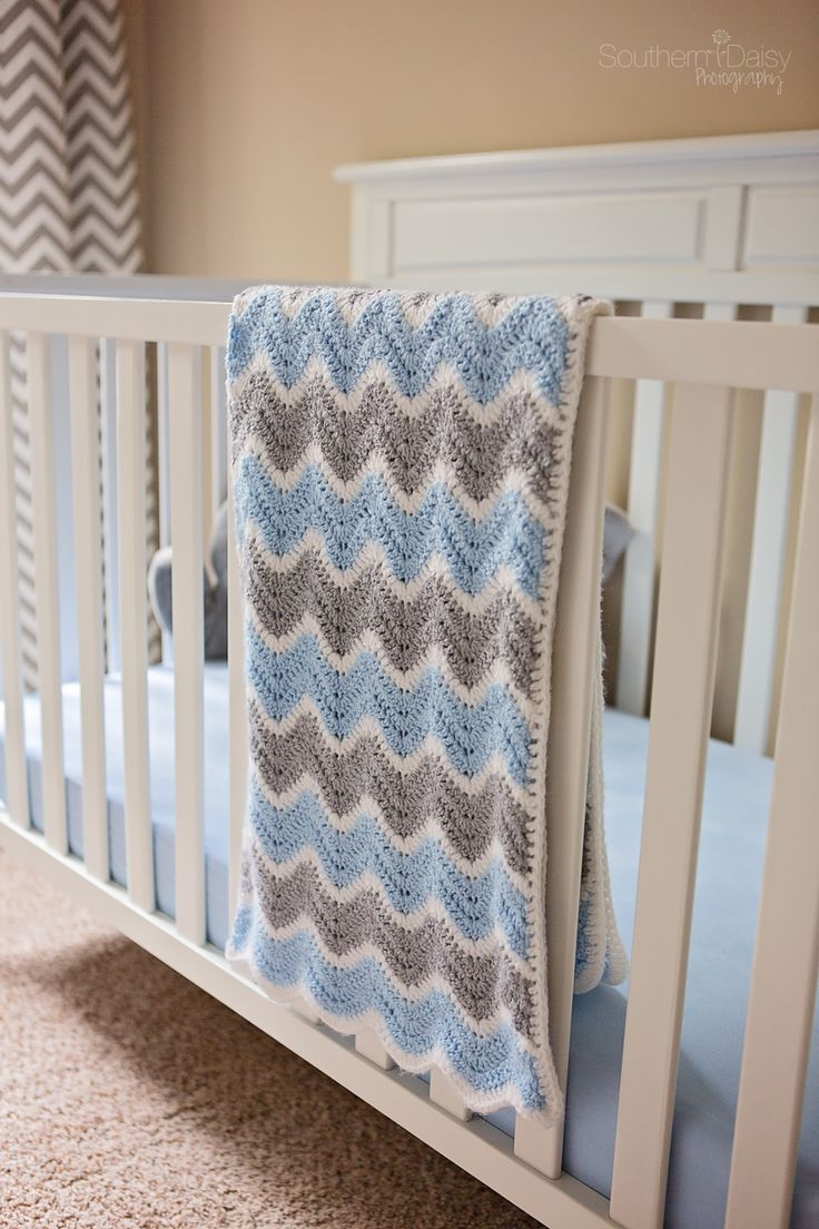 Image for ripple baby blanket