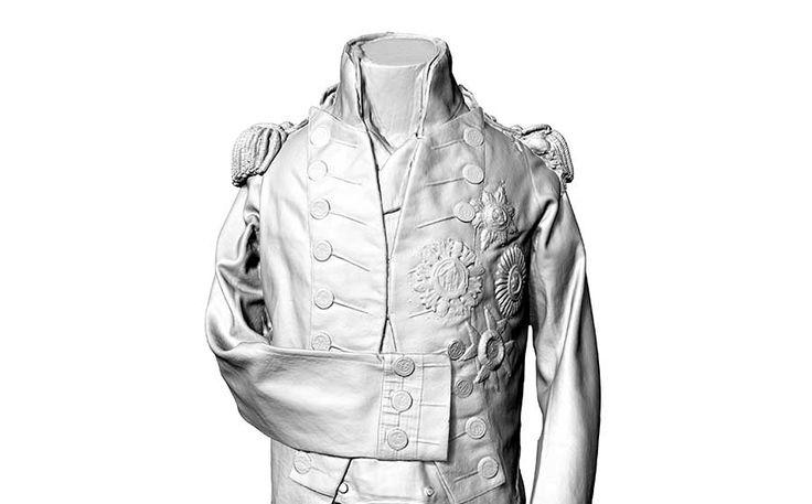 Lord Nelson's Trafalgar Coat | National Maritime Museum