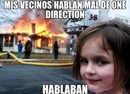 Resultado de imagen para memes de one direction en español graciosos