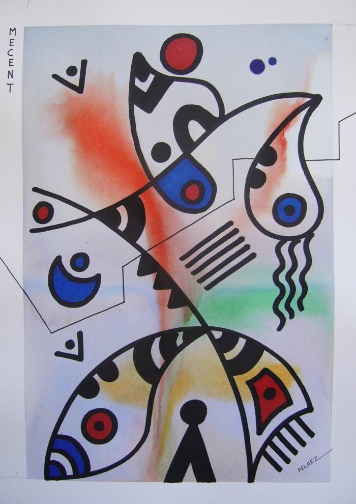Guia Arte Contemporaneo Artdiscover Arte Contemporaneo Dibujos Abstractos Arte