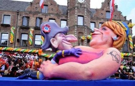 ah le carnaval de Cologne !