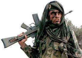 Armas militares: Operaciones Especiales del Ejército español, nuestra fuerza bruta