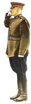Grades de l' Armée Rouge 1941 1945 : officier subalterne tankiste, pin by Paolo Marzioli