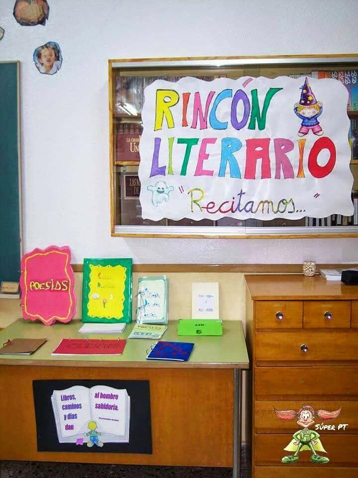 Súper PT: El Museo del Cuento: proyecto para el Día del Libro