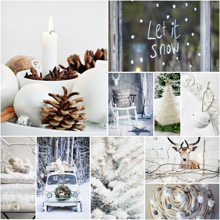 Noël Blanc: Inspirations Gourmandes