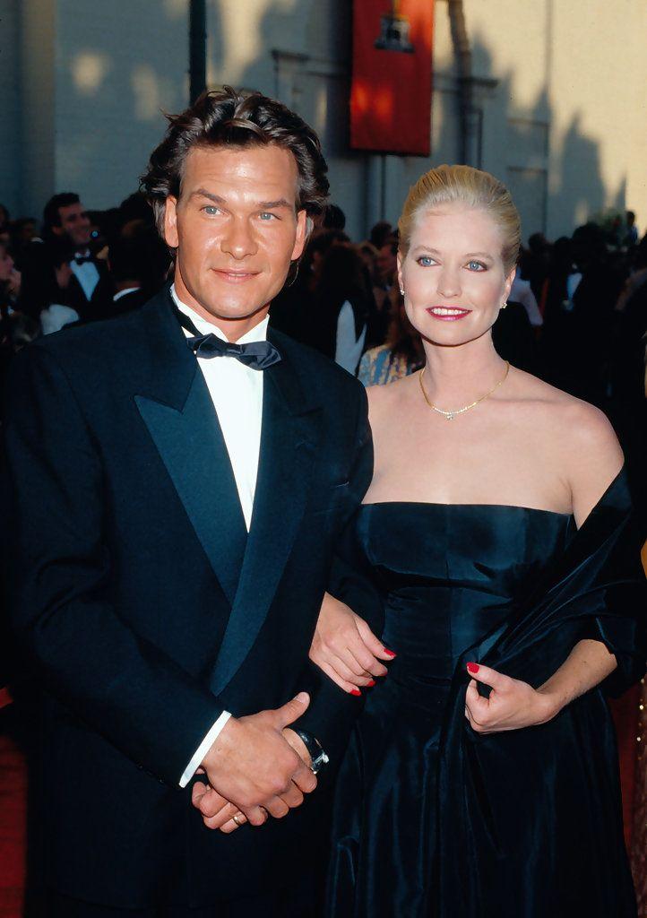 Patrick Swayze and Lisa Niemi Photos Photos: Classic ...