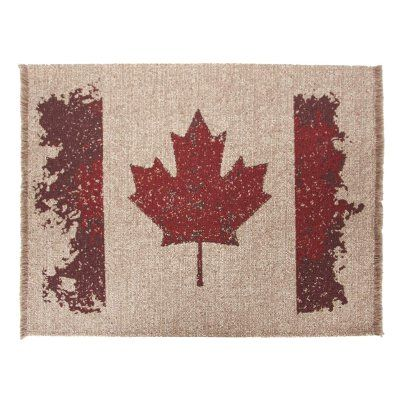 Vintage Canadiana Collection Placemats