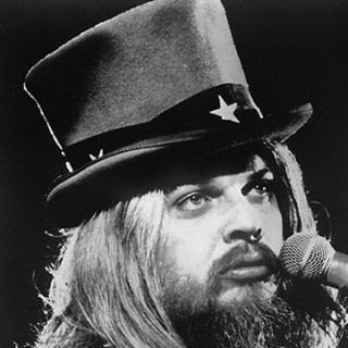 Leon Russell...been in my life during the BEST & the rest.....