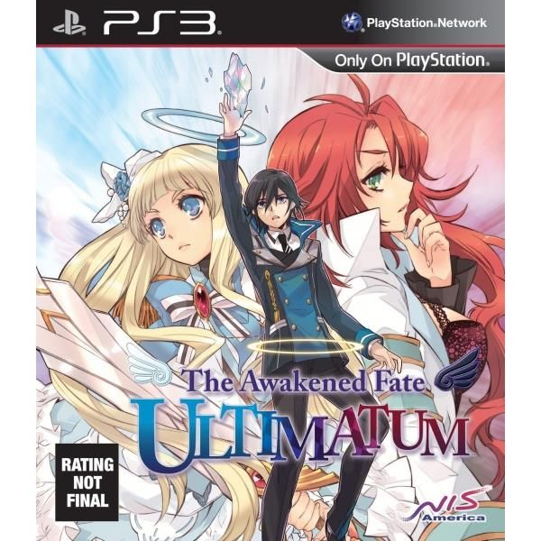The Awakened Fate Ultimatum PS3 Game | http://gamesactions.com shares #new #latest #videogames #games for #pc #psp #ps3 #wii #xbox #nintendo #3ds