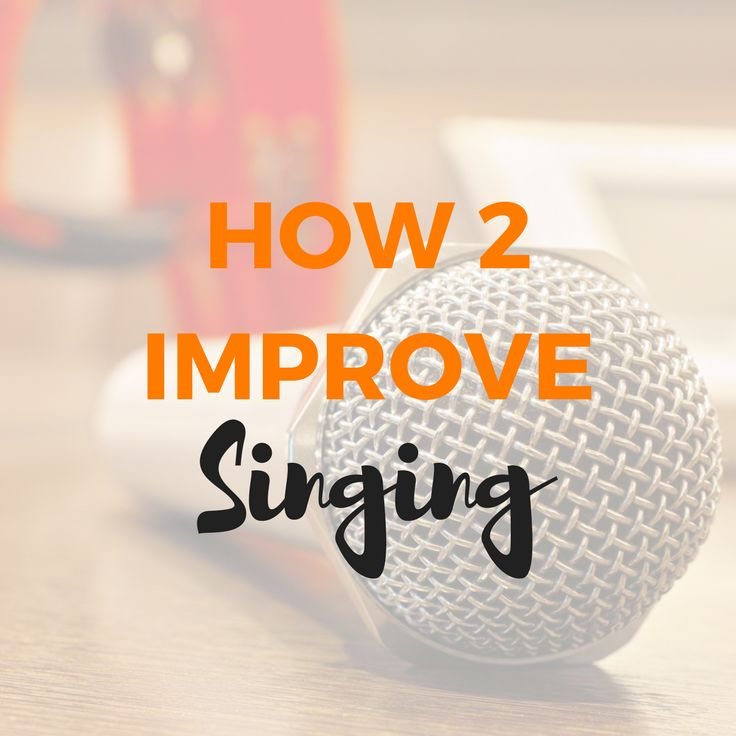 Build your singing skills from ground up. Visit the website How 2 Improve Singing!