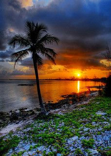 Cayman Island Sunset