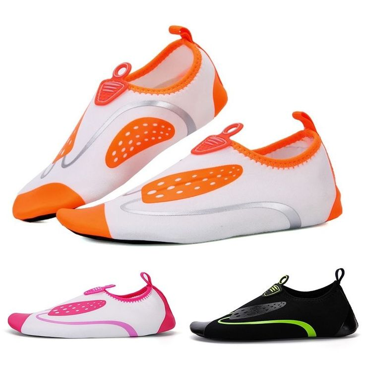 Pop Women Water Shoes Barefoot Slip On Leisure Waters Sporting Easy Drying Shoes