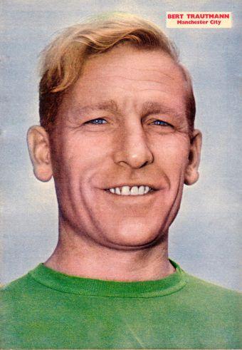 Bert Trautmann, Man City 1959