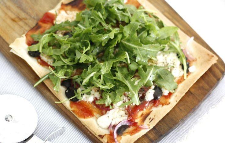 Skinny Six: Filodeeg pizza's