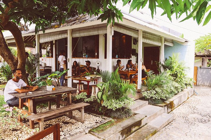 9 Best Places to Eat and Drink in Canggu, Bali - The Shady Shack