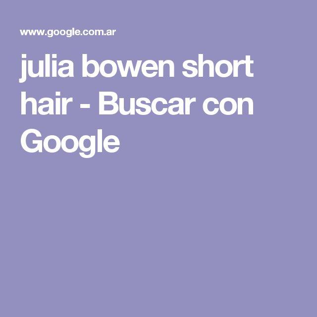 julia bowen short hair - Buscar con Google