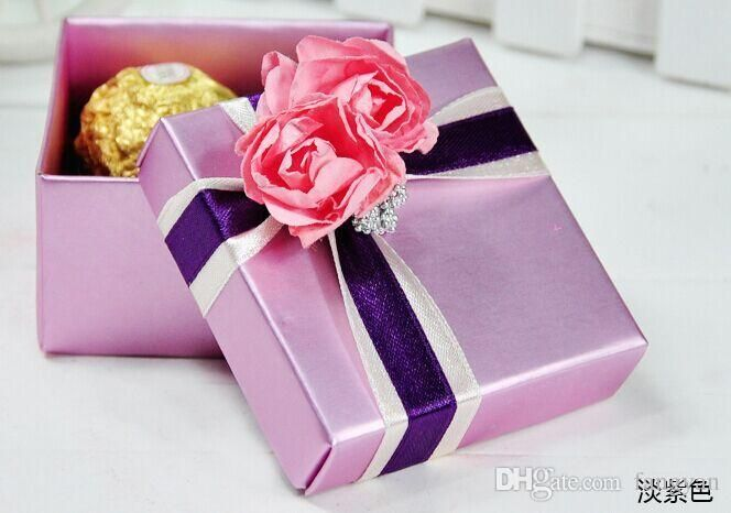 2015 Limited Promotion Jewelry Boxes Necklace Valentine'S Day Jewelry Boxes. Gift Boxes Wholesale Candy Box From Fangyan, $29.32 | Dhgate.Com