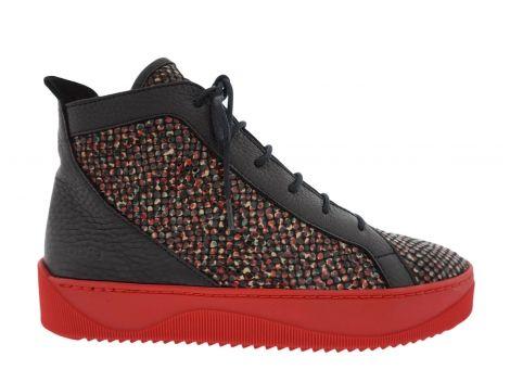 Boots BREKAZ Red arche