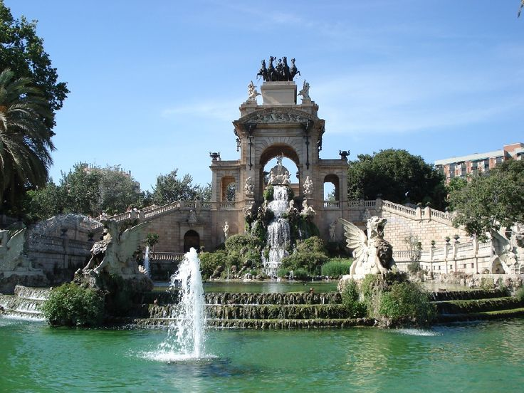 Barcelona in Spain, one of the most beautiful places in the world and I can't wait to visit again!