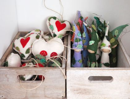 Auckland-based Alex O'Connell of The Adventures of Alex O & Co named her crafting venture after the adventure of her own crafting journey – and her personality-filled, colourful, animal and pixie characters are testament to the liveliness and fun she's found along the way.