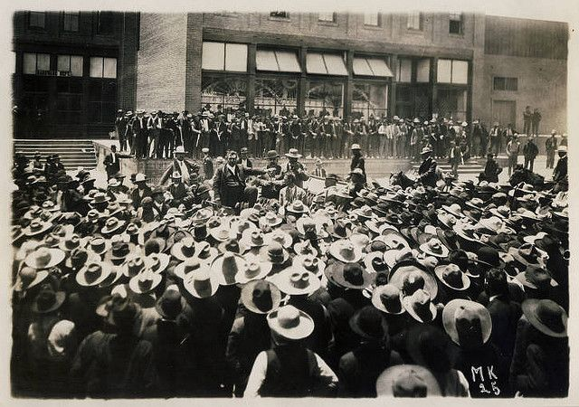 """ACROSS THE BORDER: In June 1906, a labor dispute erupted into the violent cross-border Cananea strike, that resulted in the death of 23 people and dozens injured, in a fight between the strikers and a posse led by Arizona Rangers from the United States. A corrido titled La cárcel de Cananea (""""Cananea jail"""") written in 1917 and commemorating the incident has since become famous. At the time of the strike the population of 23,000 included 7,000 Americans and 5,000 Chinese."""