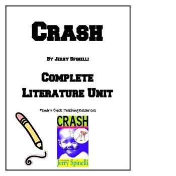 39 best CRASH by Jerry Spinelli images on Pinterest | Novels, Bag ...