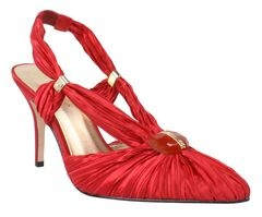 Lady In Red: The Color Of Passion Comes To Large Size Shoes - BLOG - large size shoes for women
