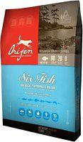 Orijen 6 Fish Grain-Free Formula Dry Dog Food, 28.6-lb bag