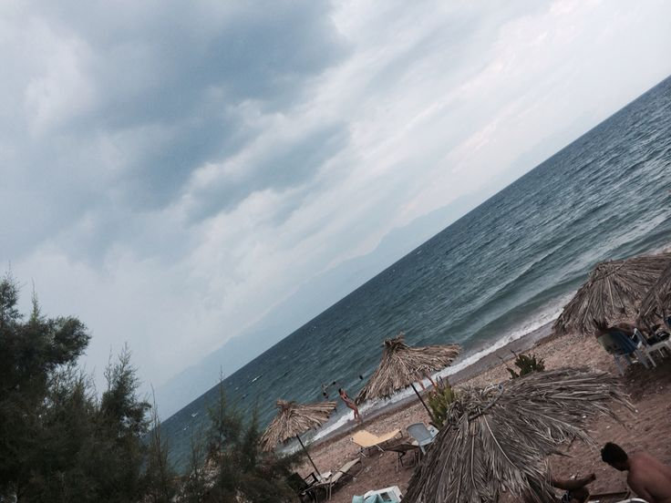 Caribbean storm!