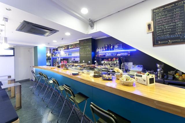 Taberna Sarkue Casco Viejo de Bilbao