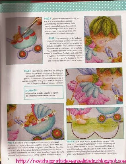 Como pintar en tela