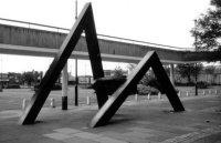 Phoenix Sculpture, old Thornaby Town Centre