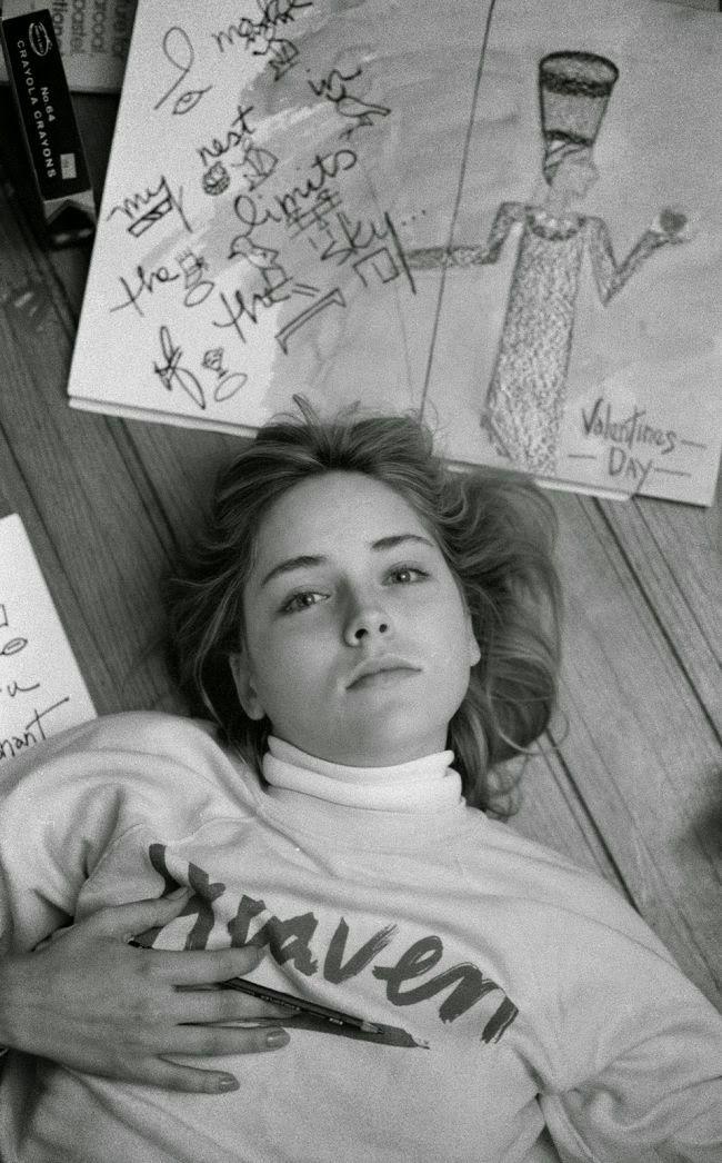 Sharon Stone age 25 1983