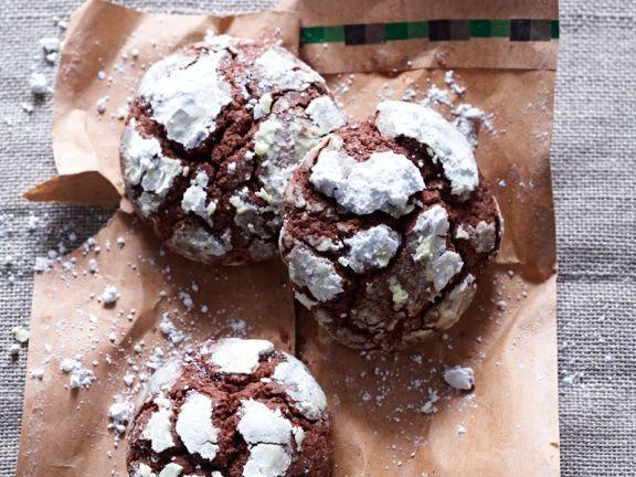 Schokoladenplätzchen ist ein Rezept mit frischen Zutaten aus der Kategorie None. Probieren Sie dieses und weitere Rezepte von EAT SMARTER!
