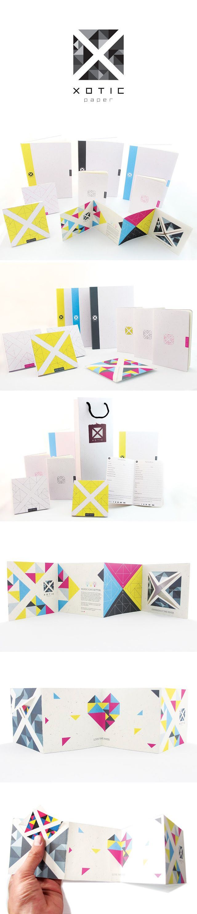 Xotic Paper Packaging by Ratowsky Creative |  Packaging of the World