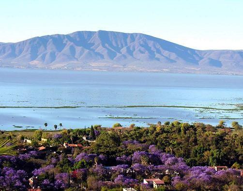 Lago Chapala, Ajijic, Jalisco