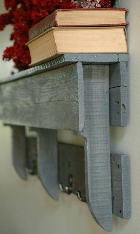 89 best Étagères bois palettes images on Pinterest Pallet projects