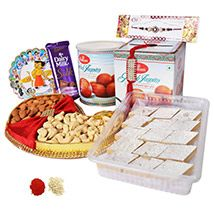 Rakhi Festival with Wholesome Delights