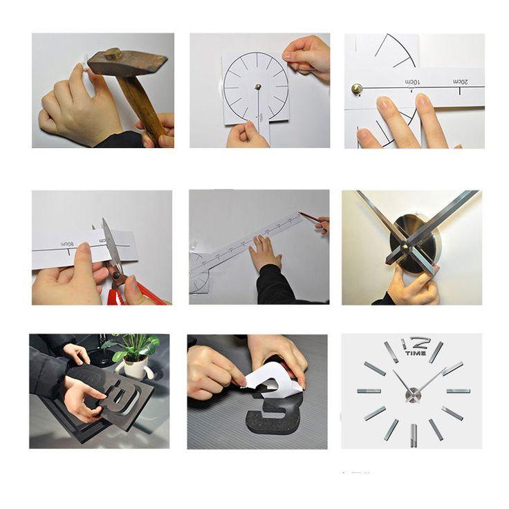 Best 25+ Wohnzimmer Uhren Ideas On Pinterest | Moderne Uhr ... Deko Edelstahl Wohnzimmer