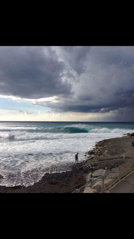 Varazze Liguria surf settembre 2015