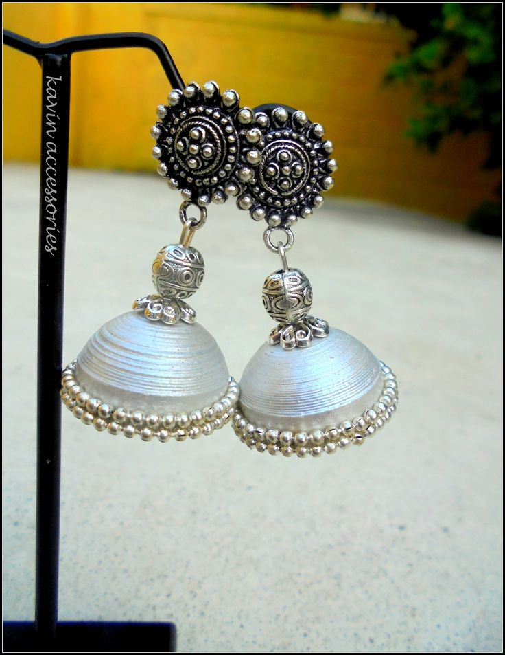 Antique silver #kavinaccessories