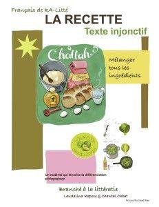 La Recette, texte injonctif