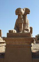 カルナック神殿のスフィンクス。スフィンクスのまとめ