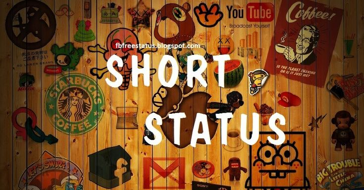 New Short Status Quotes for Whatsapp Facebook