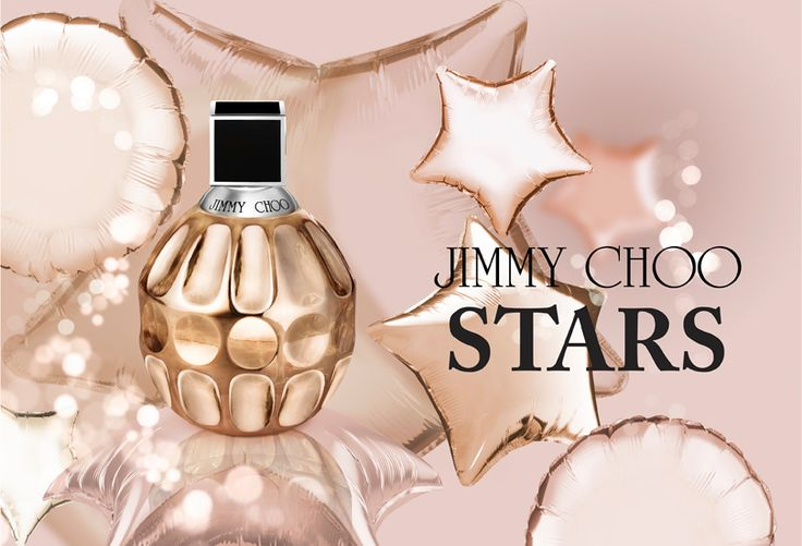 Click here to win the brand new limited edition Jimmy Choo STARS