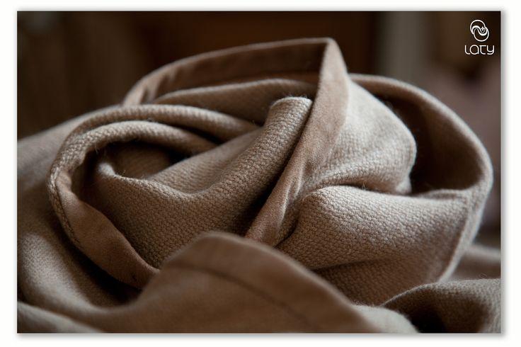100% camel blanket