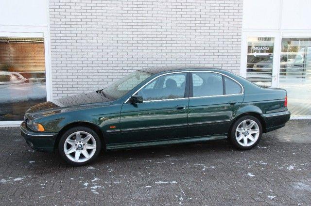 BMW 5-SERIE 523I EXECUTIVE **Bijtellings vriendelijk** Auto de Kievit, 7345 AN Wenum Wiesel