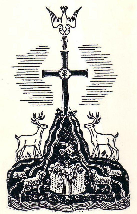 165 Best Christian Symbols Images On Pinterest Birds Holy Spirit